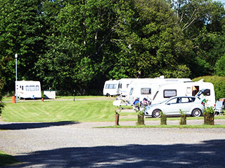 Tourers at Glenearly